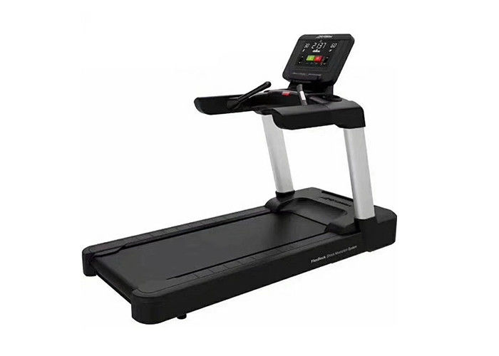 Motorized Commercial Treadmill For Gym / Fitness Running Machine With LED Screen